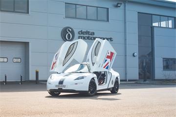 Delta Motorsport Range Extended Electric Vehicle