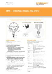 Fiche technique: RMI - Interface Radio Machine