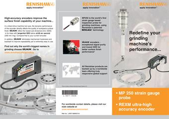 Flyer: Redefine your grinding machine's performance