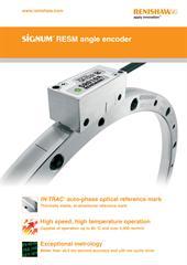 Poster: SiGNUM™ RESM angle encoder